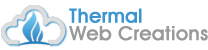 Thermal Web Creations - We make things for the web.